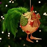 Donald Rooster Ornament