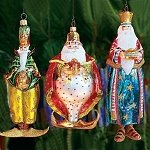 Patience Brewster  Glass Ornaments