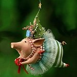 Joyful Animal Ornaments