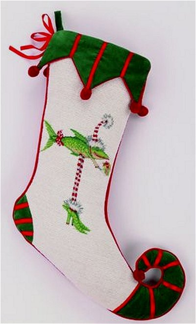 Patience Brewster Christmas Stockings